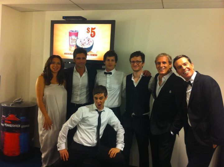 Maya Rudolph, John Stamos, The Lonely Island, Michael Bolton, Ed Helms.