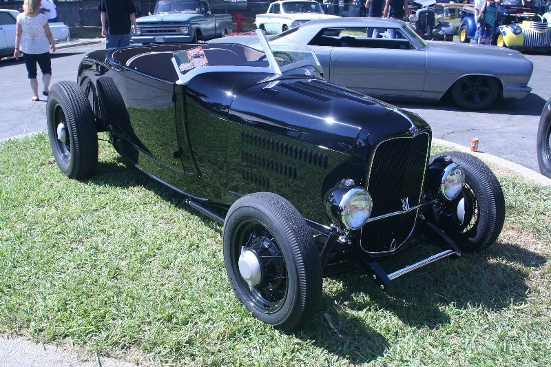 best roadster ever at billetproof
