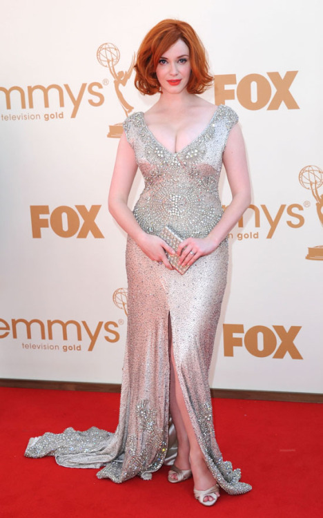 Christina Hendricks, how are you possible?