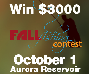 Fall Fishing Contest