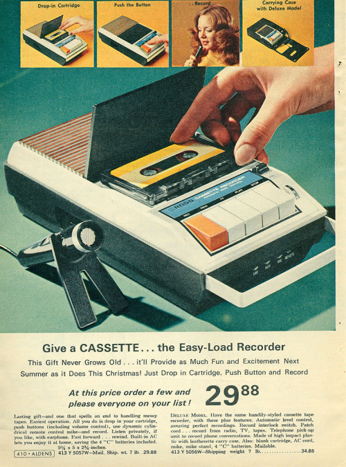 I used to have a couple of these. I'd love to get my hands on a working one again.
