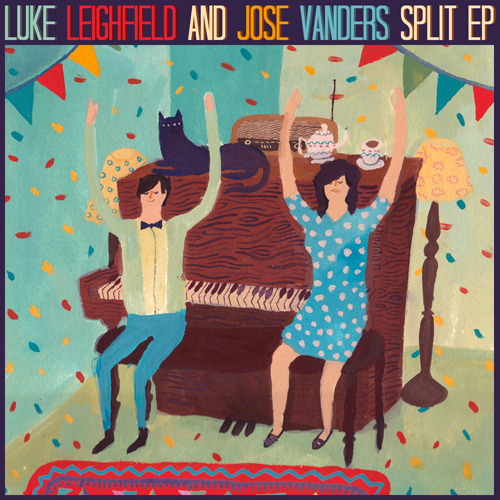 My split EP with Jose Vanders is out TODAY! Have a listen on Bandcamp.  Our co-headline tour of the UK/EU starts TOMORROW! Dates at lukeandjose.com.