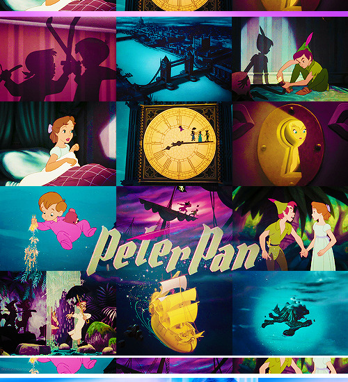 Peter Pan: Now, think of the happiest things. It's the same as having wings!