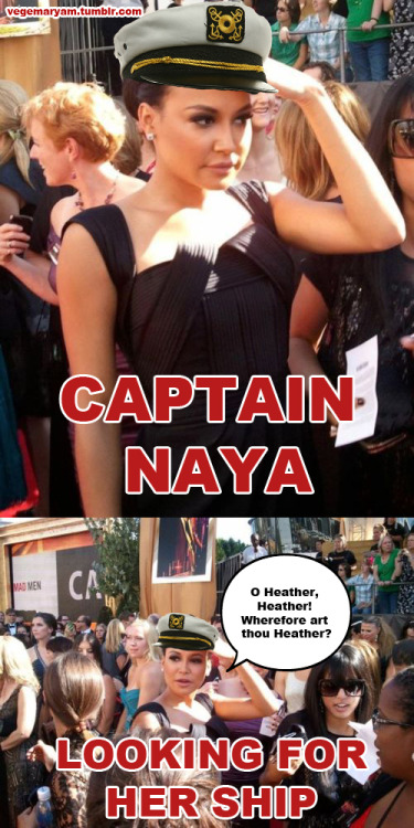 vegemaryam:  Captain Naya