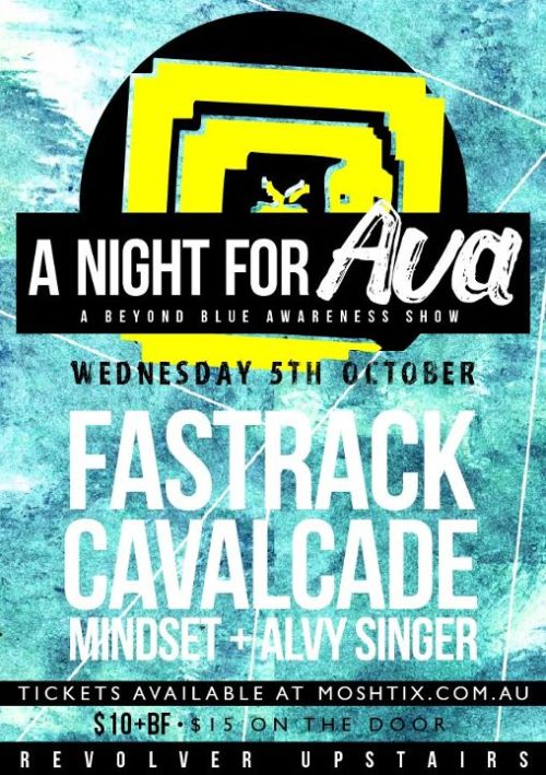 meltrev:  melbourne, this is tonight.  please come, it's a great cause with great bands.