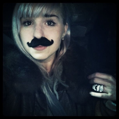 charlavailbabyseal:  I moustache you a question