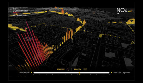 michaelmassie:  Imagine the cities noise, CO, traffic and temperature data gathered if the Copenhagen Wheel was outfitted on every Alta bike in NYC's bike share program Putting these hubs on personal bikes although attractive to people like me, would open the inbound flow of urban data immediately if efforts were to combine with a community bike share program. Slightly modifying their current model by creating a quick pairing feature - from wheel hub to mobile device - allows the user to still retain their data, but also not be tethered to an individual bike.  Alta Bike Share Program MIT: Copenhagen Wheel