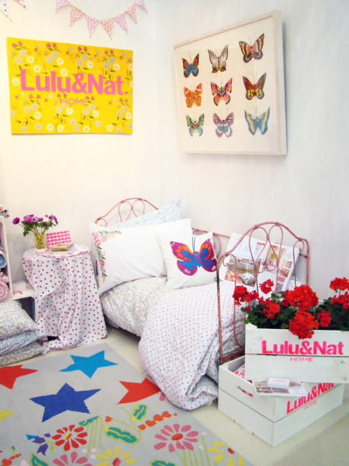 The Lulu & Nat Bedroom !