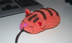 craftjunkie:  Cat Ate My Mouse {How to} Found at: http://www.craftster.org