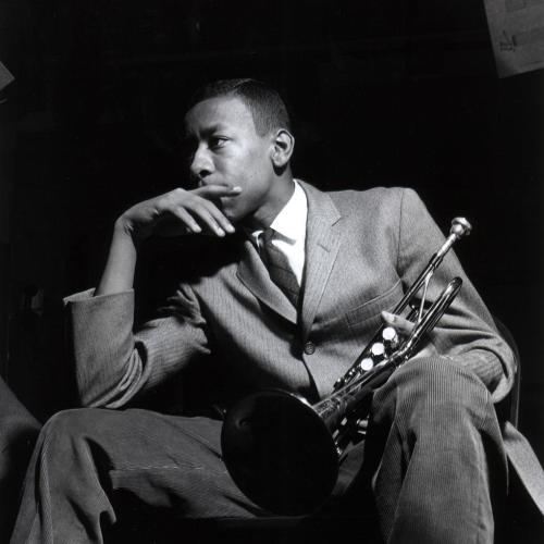 Lee Morgan, jazz musician.