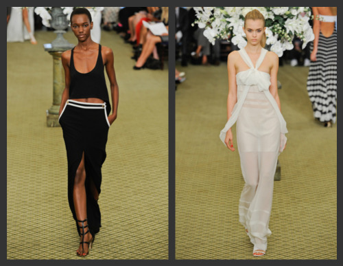 Bill Blass Spring/Summer 2012. Yacht Club Leisure. (view in high resolution)