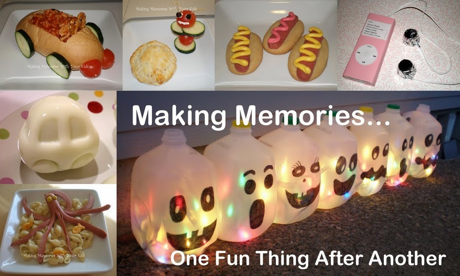 craftyscientist:  (via Making Memories … One Fun Thing After Another: A Line Up Of Ghosts)
