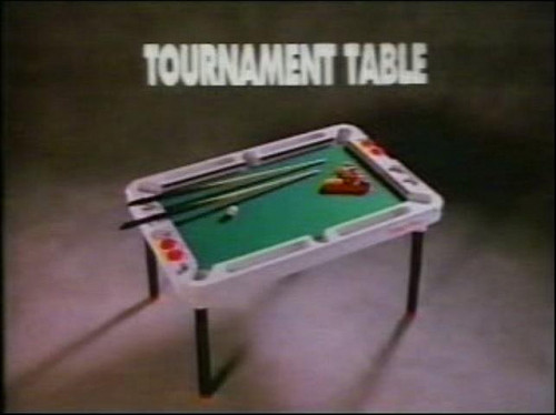 Fisher Price Pool Table  Source: Flickr