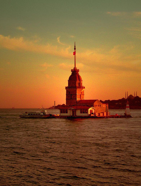 Maiden's Tower..