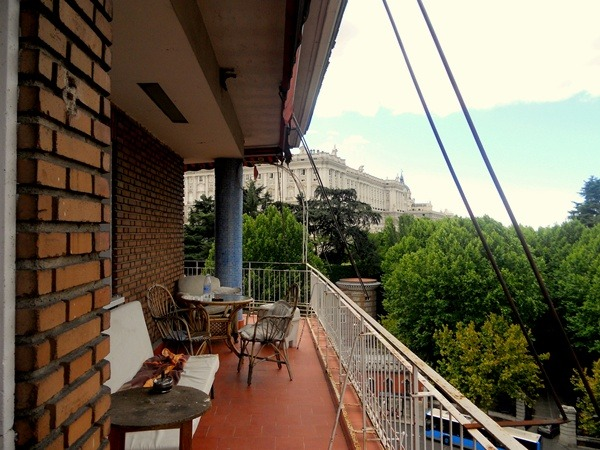 a view from my balcony , Madrid Submitted by shalorraine