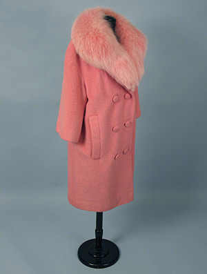Coat by Lilli Ann Paris, early 1960's