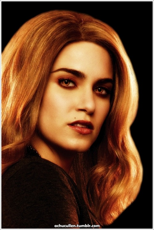 achucullen:  Rosalie Hale in Breaking Dawn.