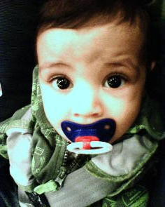 cutestboysontheplanet:  My baby brother <3