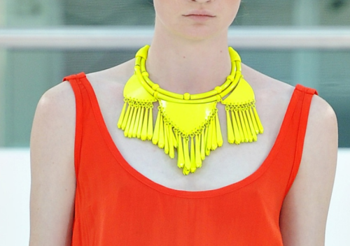 fashion-ocd:  Sass & Bide Spring 2012