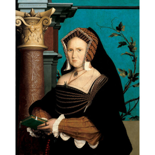 centuriespast: Mary, Lady Guildford1527Hans Holbein the Younger  the YoungerGerman, 1497/98–1543 Saint Louis Art Museum