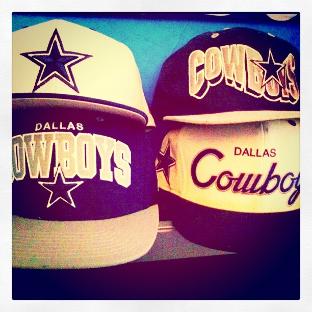 #snaps on snaps on snaps/ feeling great on this Monday  #Snapback #dallascowboys #gocowboys #howboutthemcowboys #cowboysallday #cowboys #Dallas  (Taken with instagram)
