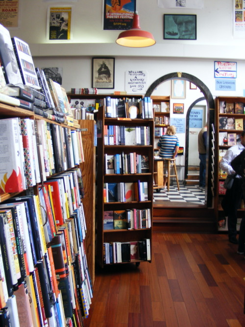 Welcome to City Lights, a literary meeting place since 1953