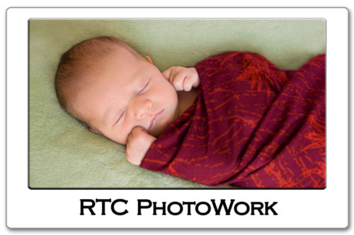RTC PhotoWork Addalynn 12 Day Old Newborn Origins Fort Worth Session