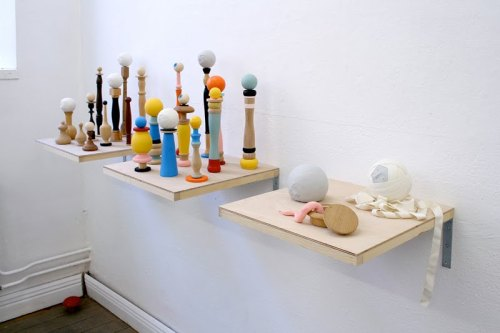 "An image from @DrewRae's recent show ""Objects in Orbit"" in Stockholm. See more images of the show here: http://bit.ly/qkkYlk"