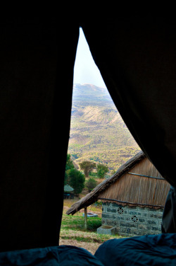 View from our room, Maili Saba Camp by LimeWave Photo on Flickr.