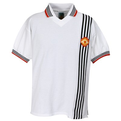 Manchester United 1977 Retro Away Kit - For the Man United fan that hasn't stopped gloating since yesterday's win over Chelsea. - DJ