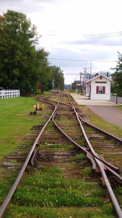 No Train In Sight — Flemington, NJ