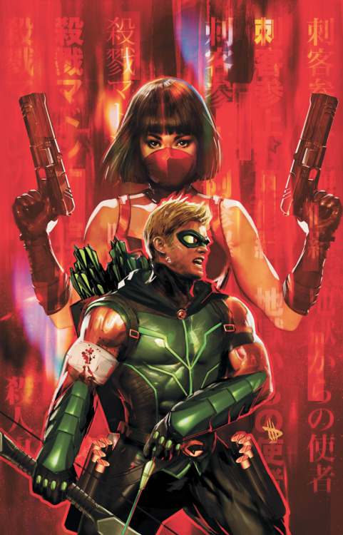 dcplanet:  The New 52: Green Arrow #4 Cover by Dave Wilkins Others: New DCnU 52 | Green Arrow