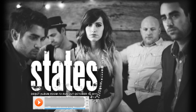 "Who wants to hear a NEW SONG?!!  :) Head over to http://www.statesmusic.com to hear ""Can't Explain"" from our album Room to Run, and please RePost!!!"