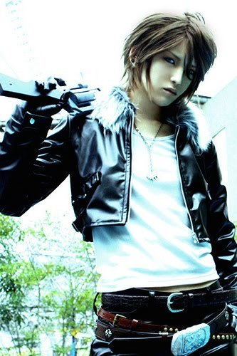 jukeboxhound:  Squall Leonhart, Final Fantasy VIII.