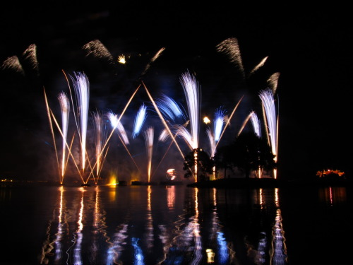 Illuminations in Epcot- Orlando, Fl
