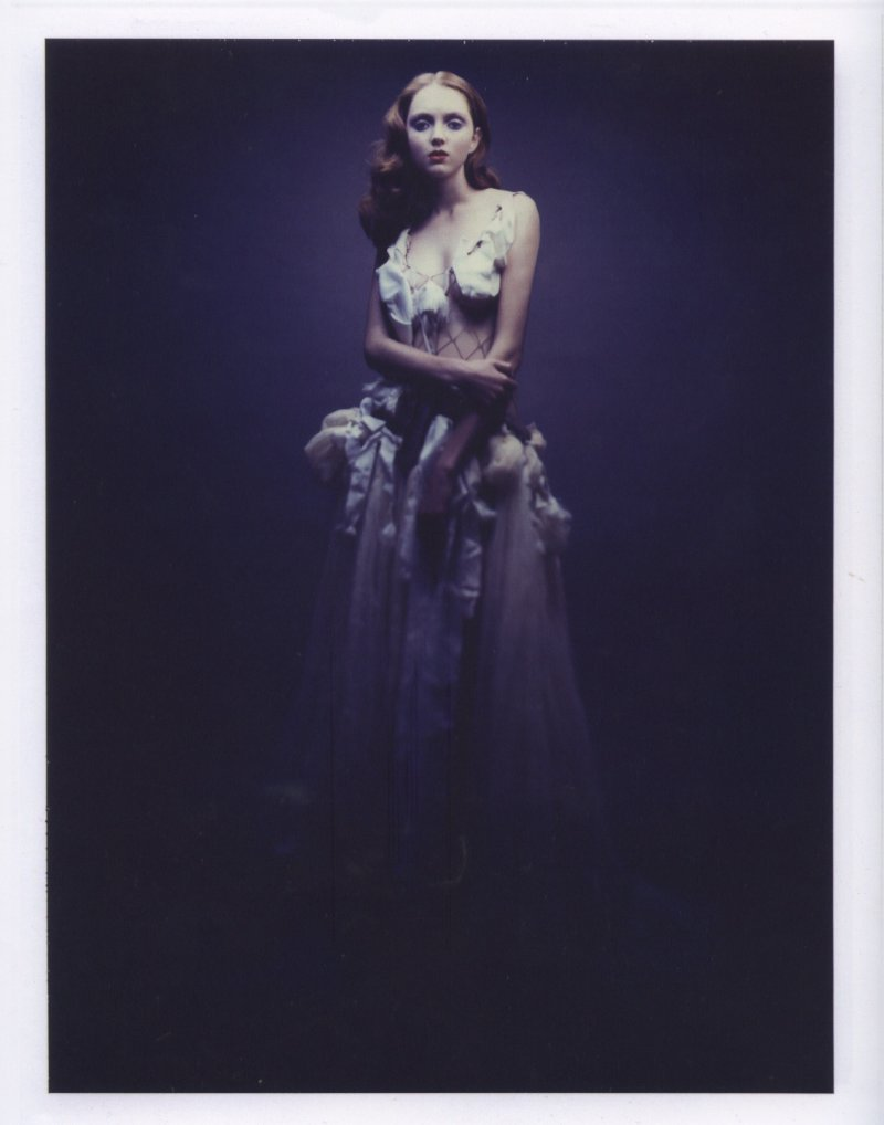 jinxproof:  Lily Cole photo: Wolfgang Mustain via
