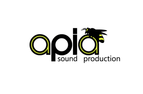 andywrk:  apia sound production - Logo design by Andy Austin » www.aaustinmedia.com