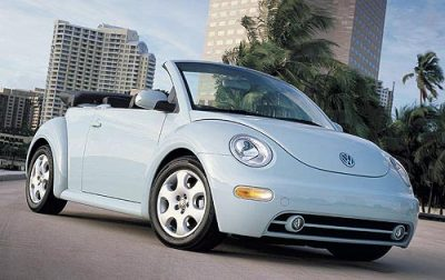 I've always wanted a Volkswagen Beetle! Call me shallow but it's my dream car :p