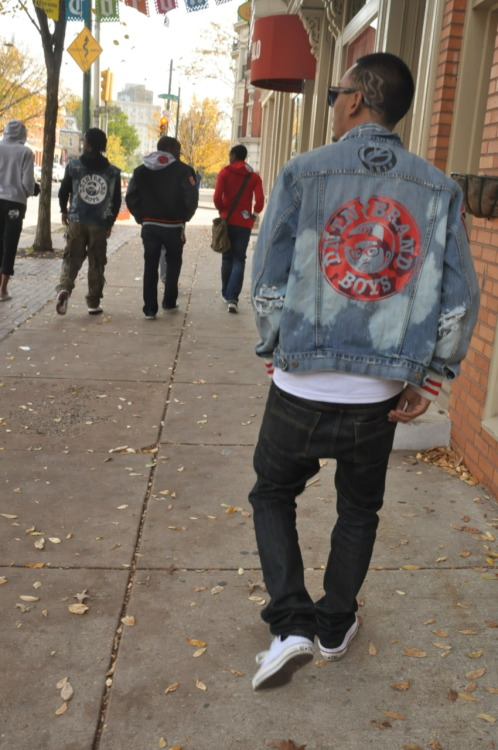 THE DNTN BRAND DENIM JACKETS ARE BACK!!!