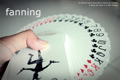 Card Fanning  Photo by : Zian Afrizia Performed by : Bella Zadithya