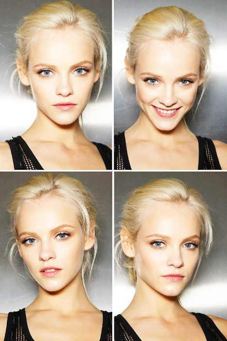 vs-angelwings:  passionedelamode:  ginta lapina  ginta is gorgeous