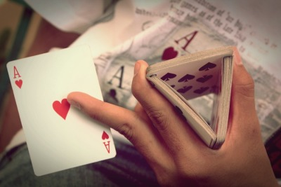 The Ace of Heart  Photo By : Bella Zadithya Performed by : Zian Afrizia