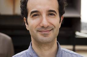 Holy Genius, Abumrad Congrats to Jad Abumrad who just won a GENIUS GRANT.