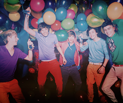 #1 One Direction icon.