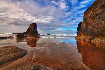 Arcadia Beach, Oregon© Project Dreamland