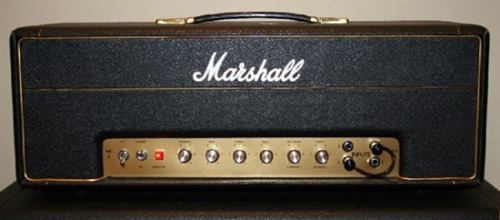 1966 Marshall JTM 45 Amplifier