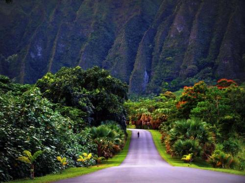 latitudesnlongitudes:  Kaneohe, Hawai'i, USA