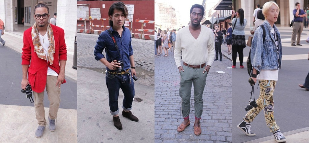 Do you recognize any of these Photographers?  (via Street Kings: NYFW The Men Behind the Lens)