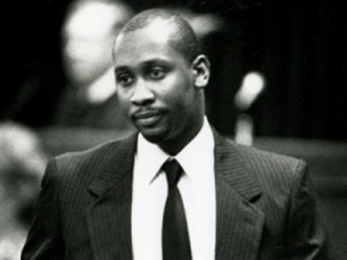 "thedailywhat:  This Is All Kinds Of Wrong of the Day: In 1991, Troy Davis was convicted of murdering off-duty policeman Mark MacPhail in parking lot in Savannah, Georgia, and sentenced to die. As no physical evidence connected Davis to the crime, and a murder weapon was never found, the conviction was entirely based on the testimony of nine witnesses, seven of whom have since recanted all or part of sworn statements. Several of the witnesses said they were pressured by police officers to place the blame on Davis, while ten new witnesses have since come forward to say Sylvester ""Redd"" Coles — the man who reported Davis to the cops — was the real murderer. Despite a slew of doubts concerning his guilty, Davis is on course to be executed Wednesday night at 7 PM by lethal injection. The Georgia Board of Pardons and Paroles today denied his request for clemency, even after hearing from a juror in Davis's trial who said the verdict could no longer be trusted. A last-ditch effort to prevent Davis — who has had three previous stays of executions — from being put to death is underway, but many fear Davis's legal avenues have unjustly reached a dead end. [ajc / amnesty.]"