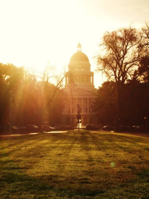 cheekyjaded:  good morning sacramento
